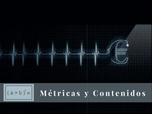 Línea de constantes vitales simulando medir los contenidos en euros