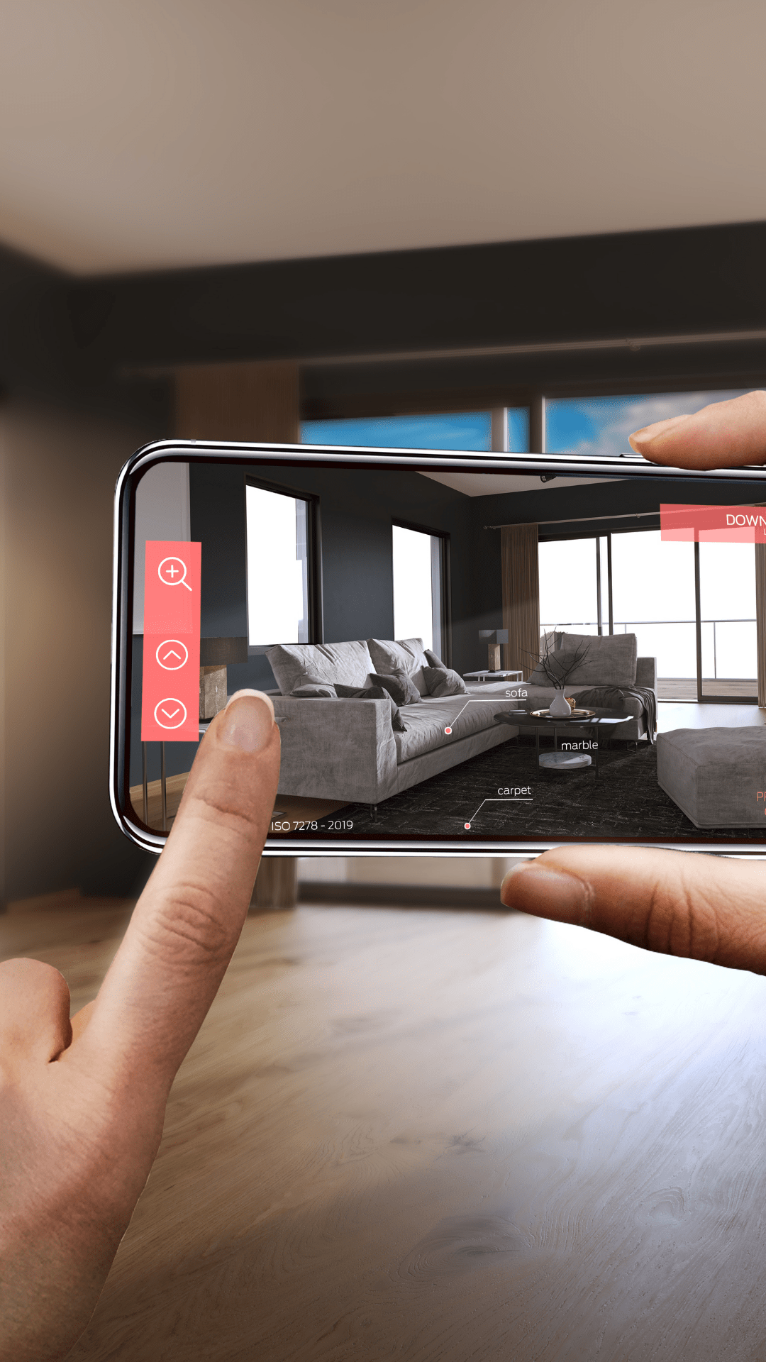 Realidad aumentada y marketing para apps de muebles